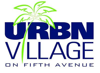 URBN Village on 5th Avenue. Logo